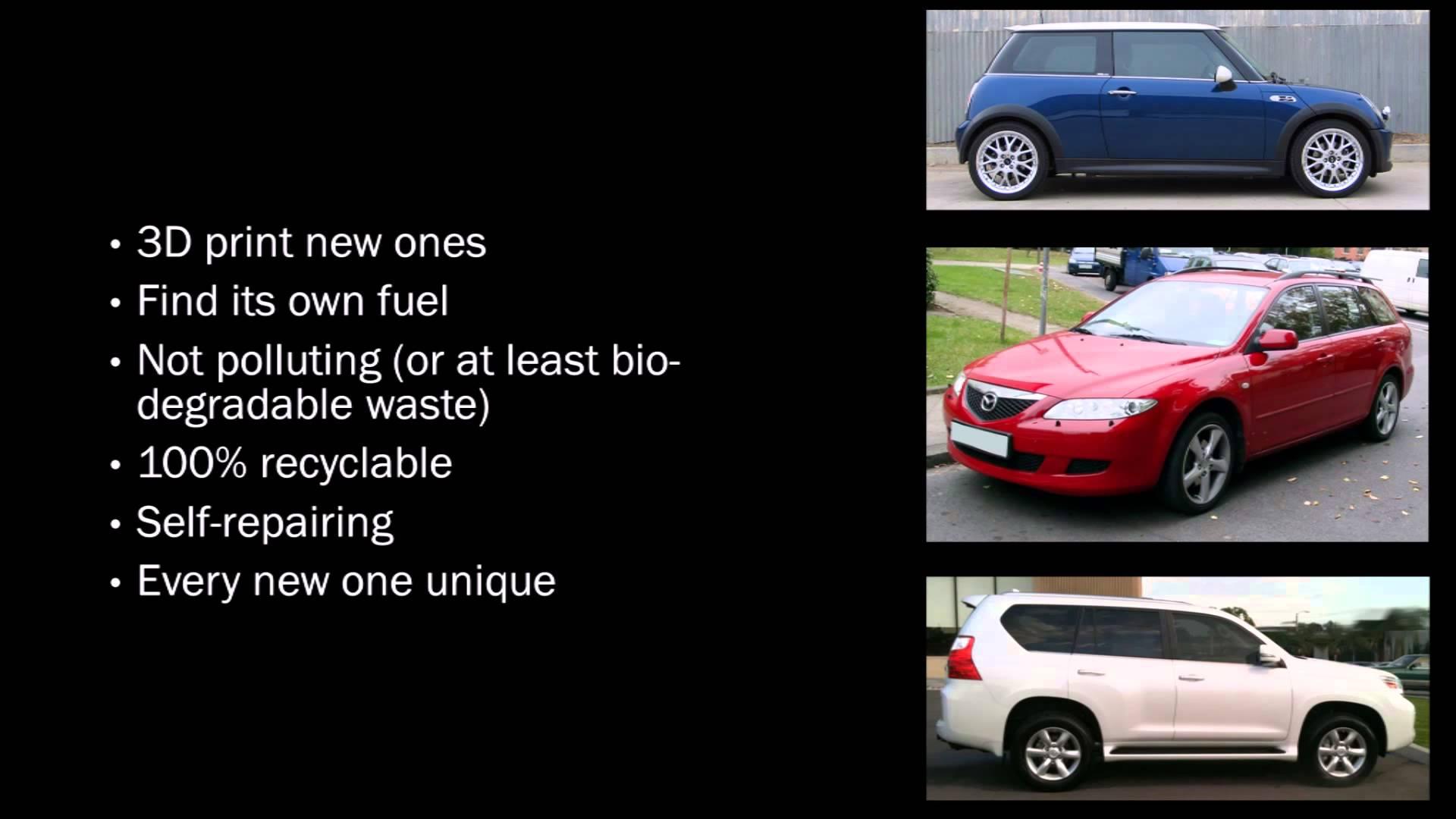 Geodetective's New Car